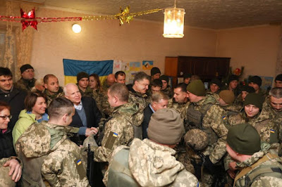 On The Front-lines In Ukraine