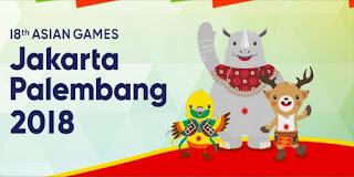 Final Sepakbola Asian Games 2018 di Stadion Si Jalak Harupat Bandung
