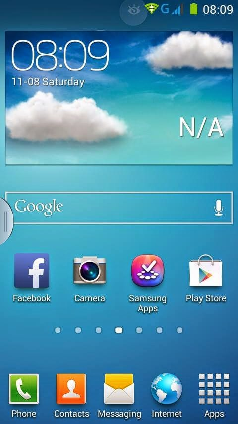 S4 Rom Screenshot 3