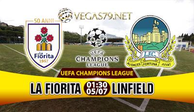 Nhận định, soi kèo nhà cái La Fiorita vs Linfield