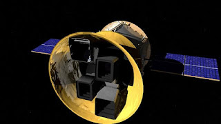 This satellite hopes to voyage into the deep areas of Space