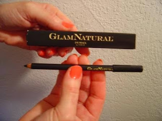 GlamNatural Eyeliner Pencil
