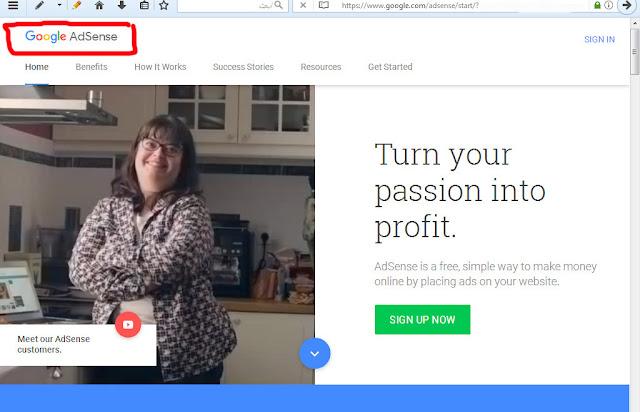الاشتراك فى جوجل ادسنس
