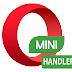 Cara Setting Opera Mini Handler Apk Kartu Telkomsel Terbaru 2018