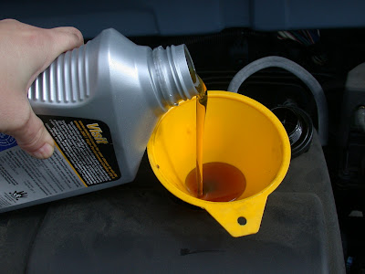 Getting Your Oil Changed