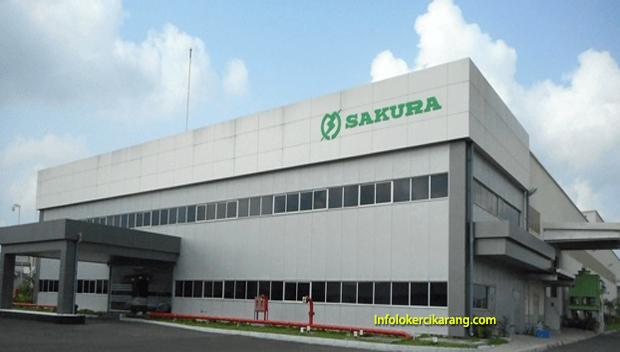 Lowongan Kerja PT. Sakura Java Indonesia Terbaru