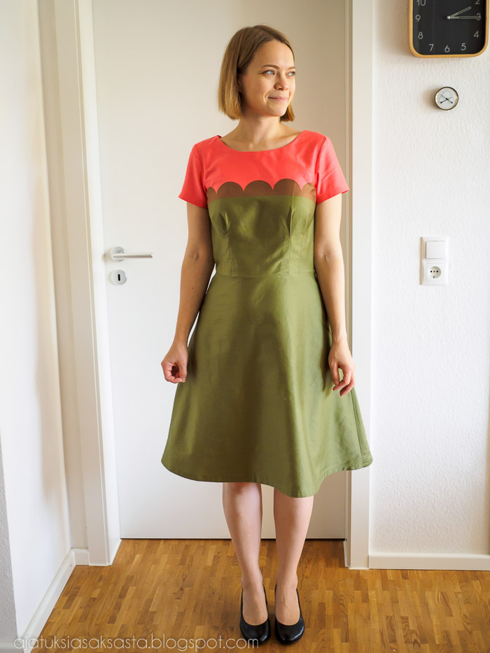 jennifer lauren the laneway dress