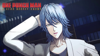 One-Punch Man: A Hero Nobody Knows mostra mais personagens
