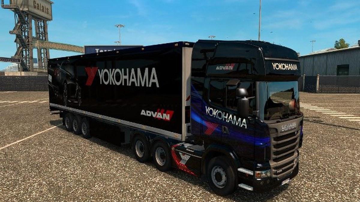 Combo Pack Yokohama Tire