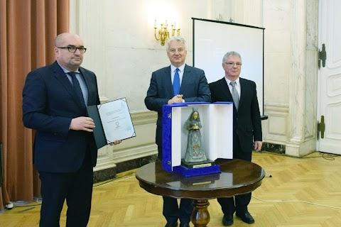 A Rákóczi Szövetség kapta a Duna-díjat