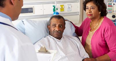 African American stroke patient