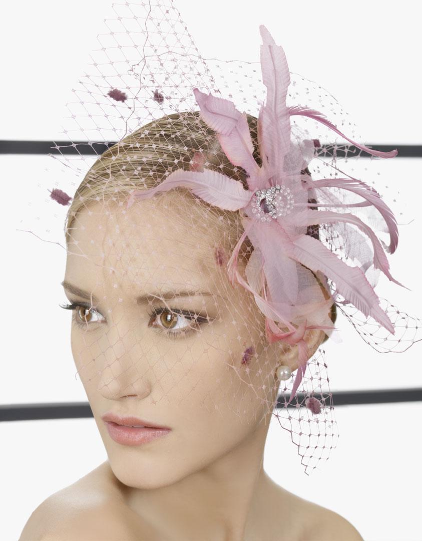 Sensacional peinados con tocados Fotos de cortes de pelo Ideas - Moños y recogidos,peinados y recogidos,recogidos de novias ...