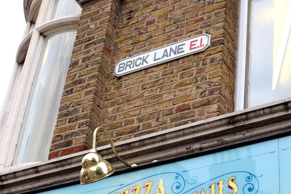 Enoteca Pomaio, top of Brick Lane - London lifestyle blog