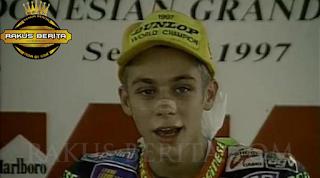 Kemenangan Rossi Di Sentul Bogor