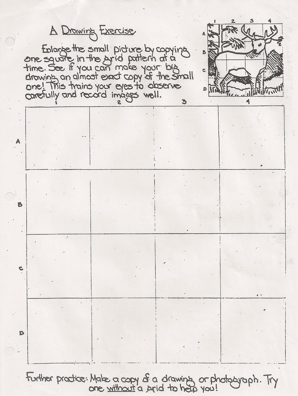 No Corner Suns Drawing Exercise Worksheet Handout Useful