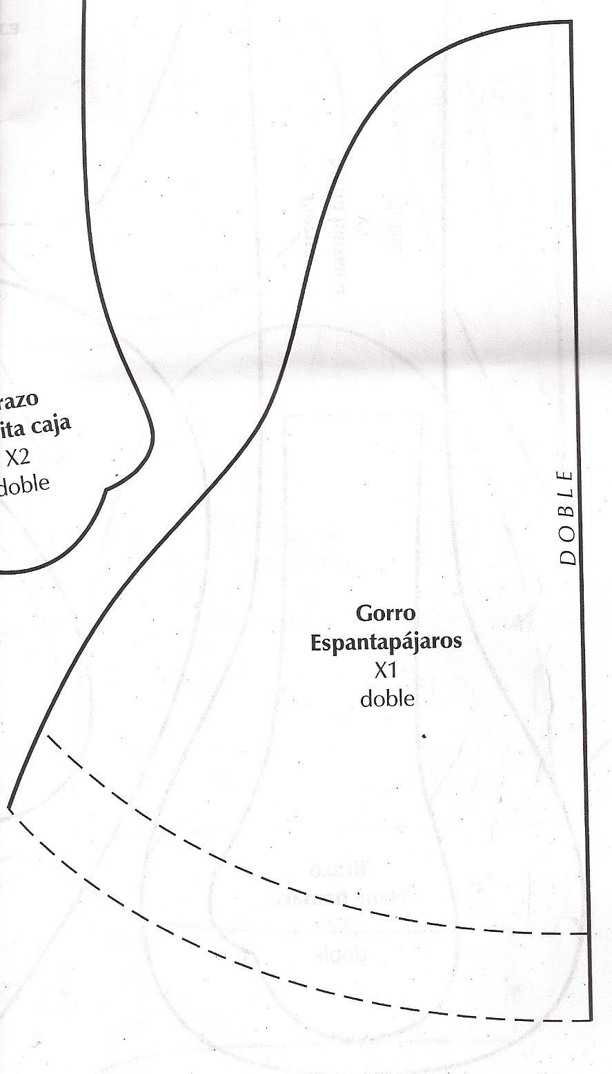 Hermosa Plantilla De Sombrero De Papel Ilustración - Ejemplo De ...