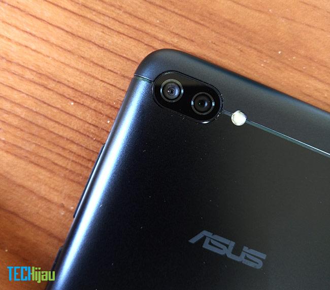 Fitur kamera pada ASUS Zenfone 4 Max Pro