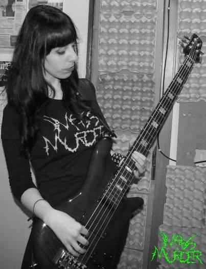 adies of Metal: Viviana Lalli (Mass Murder), Ladies of Metal, Viviana Lalli, Mass Murder