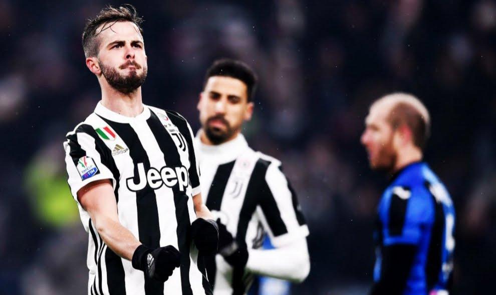 Juventus-Atalanta 1-0: Pjanic manda la Vecchia Signora in finale di Coppa Italia