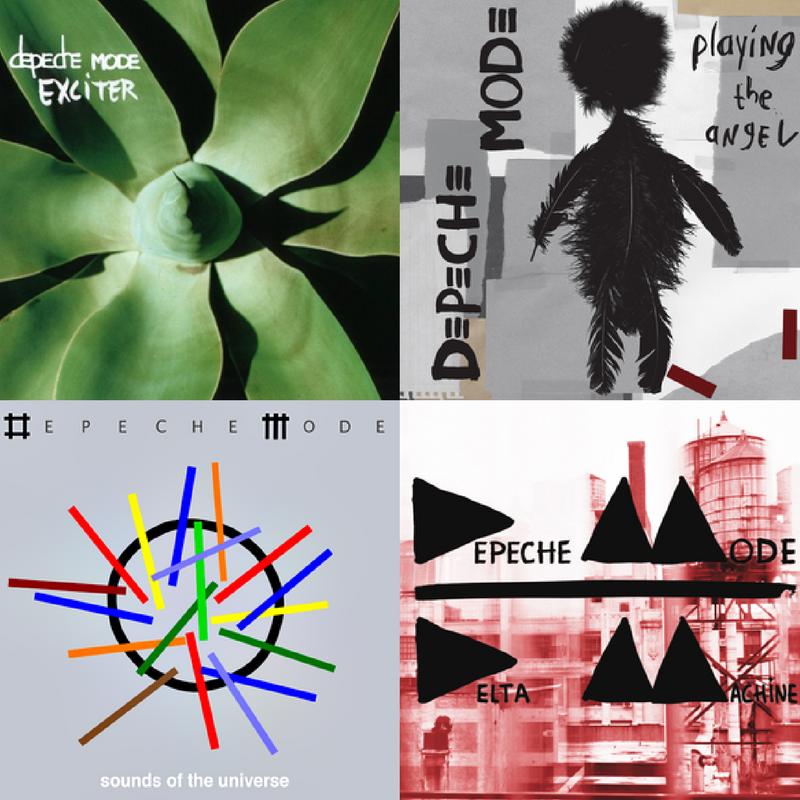Música Crònica El Siglo Xxi De Depeche Mode Hasta Spirit 2017