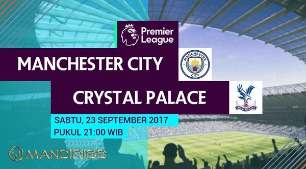 Roy Hodgson menjadi sosok yang bakal menjadi atensi kala Crysta Palace melawat ke markas  Berita Terhangat Prediksi Bola : Manchester City Vs Crystal Palace , Sabtu 23 September 2017 Pukul 21.00 WIB