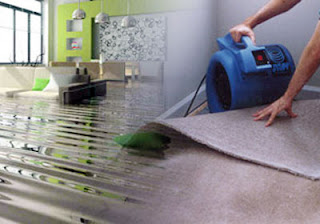 Flood Water Damaged Carpet Restoration Werribee