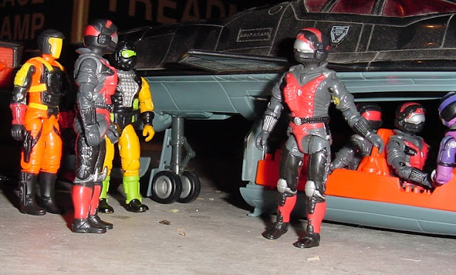 1986 Strato Viper, Night Raven, 1994 star Brigade Blackstar, Reptil Do Ar, Brazil, Estrela, Crimson Guard Commander