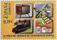 50 AÑOS DEL SERVICIO DE TELEVISIÓN EN ESPAÑA