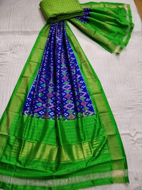 Gorgeous Ikkat pure silk dress materias and suits/salwars/chudis