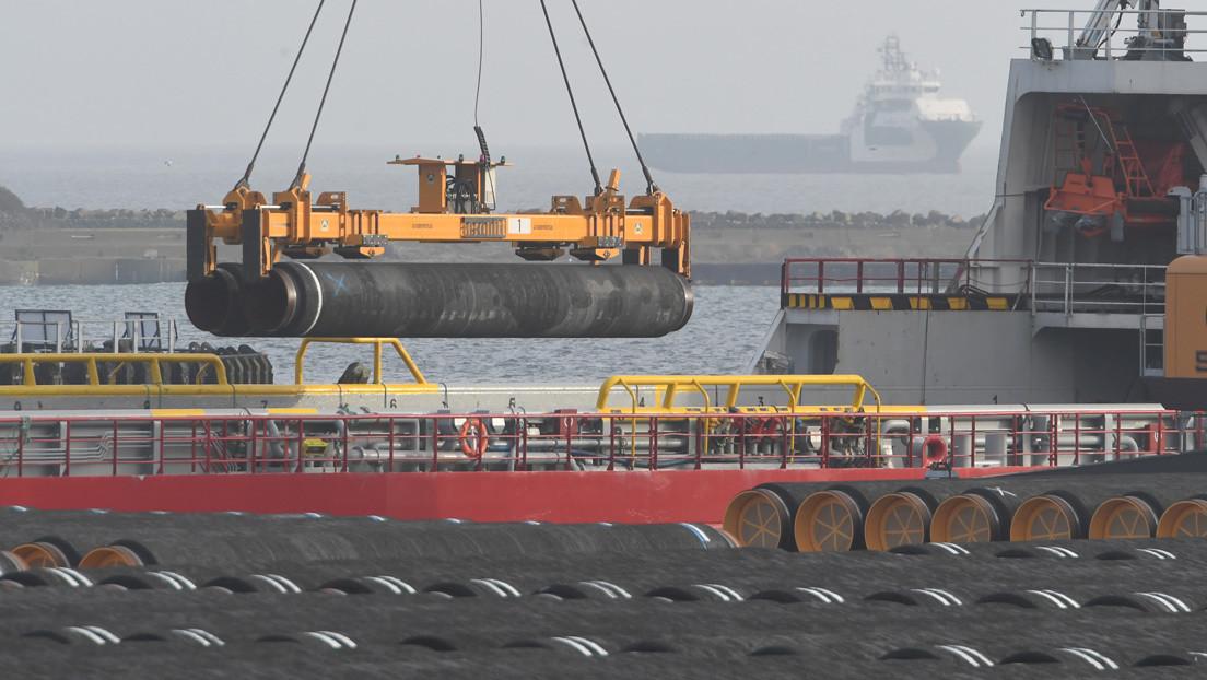 """Alemania rechaza las amenazas de sanciones """"extraterritoriales"""" de EE.UU. relacionadas con el Nord Stream 2, que """"ignoran la soberanía de Europa"""""""
