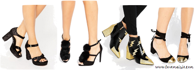 PARTY WEAR | TOP PICKS | SHOES 2 | ASOS | Love, Maisie