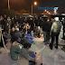 """Ένταση ανάμεσα σε αγρότες και αστυνομία στο αεροδρόμιο """"Μακεδονία"""" - ΒΙΝΤΕΟ"""