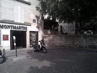 Montmartre musée Dali.