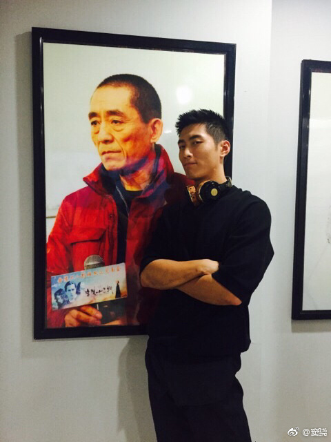 Zhang Yimou Birthday 2018 Shawn Dou