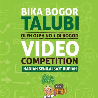 Kontes Video Bika Bogor Talubi Berhadiah Total 30 Juta Rupiah