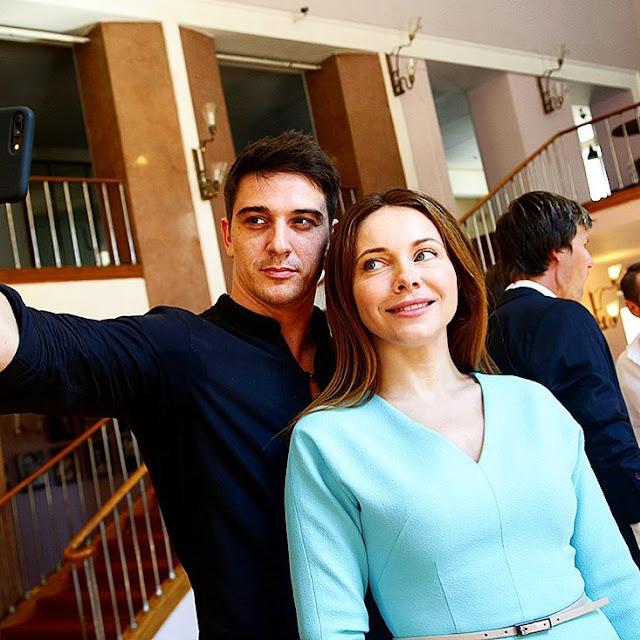 Екатерина Гусева показала сына и дочку, введя в ступор зрителей Первого канала
