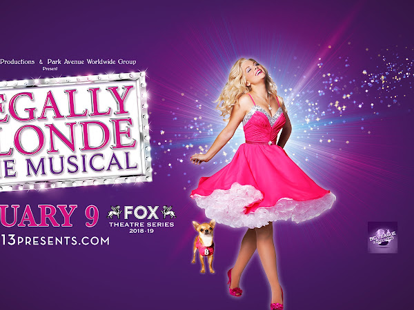 OMG OMG You Guys! Looks like Elle Woods is Coming to Detroit! + GIVEAWAY CLOSED