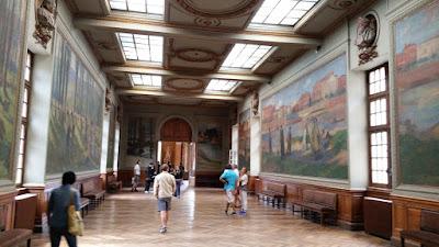 Capitoli de Tolosa. Sala Henry-Martin