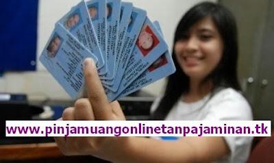 Pilih Pinjam Uang Online Tanpa Jaminan dan Syarat Cuma KTP, atau KTA Online