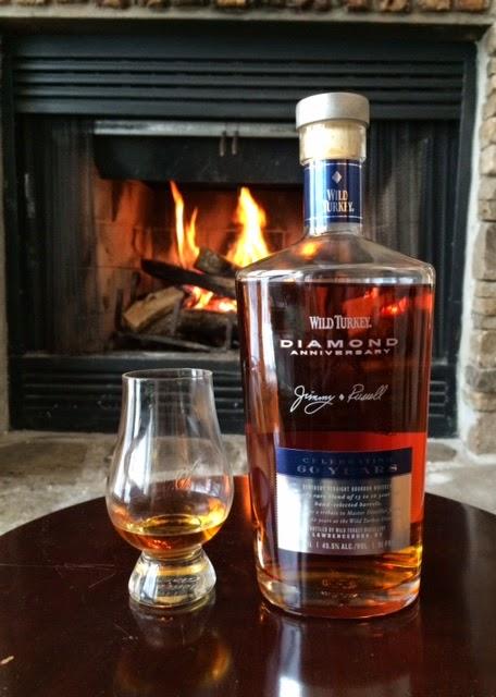 10ce26310e1 Blundon Bourbon Review  Wild Turkey Diamond Anniversary