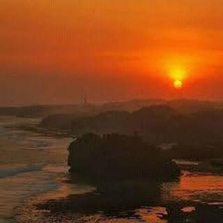 Rute Menuju Puncak Kosakora, peta koordina, sunset sunrise