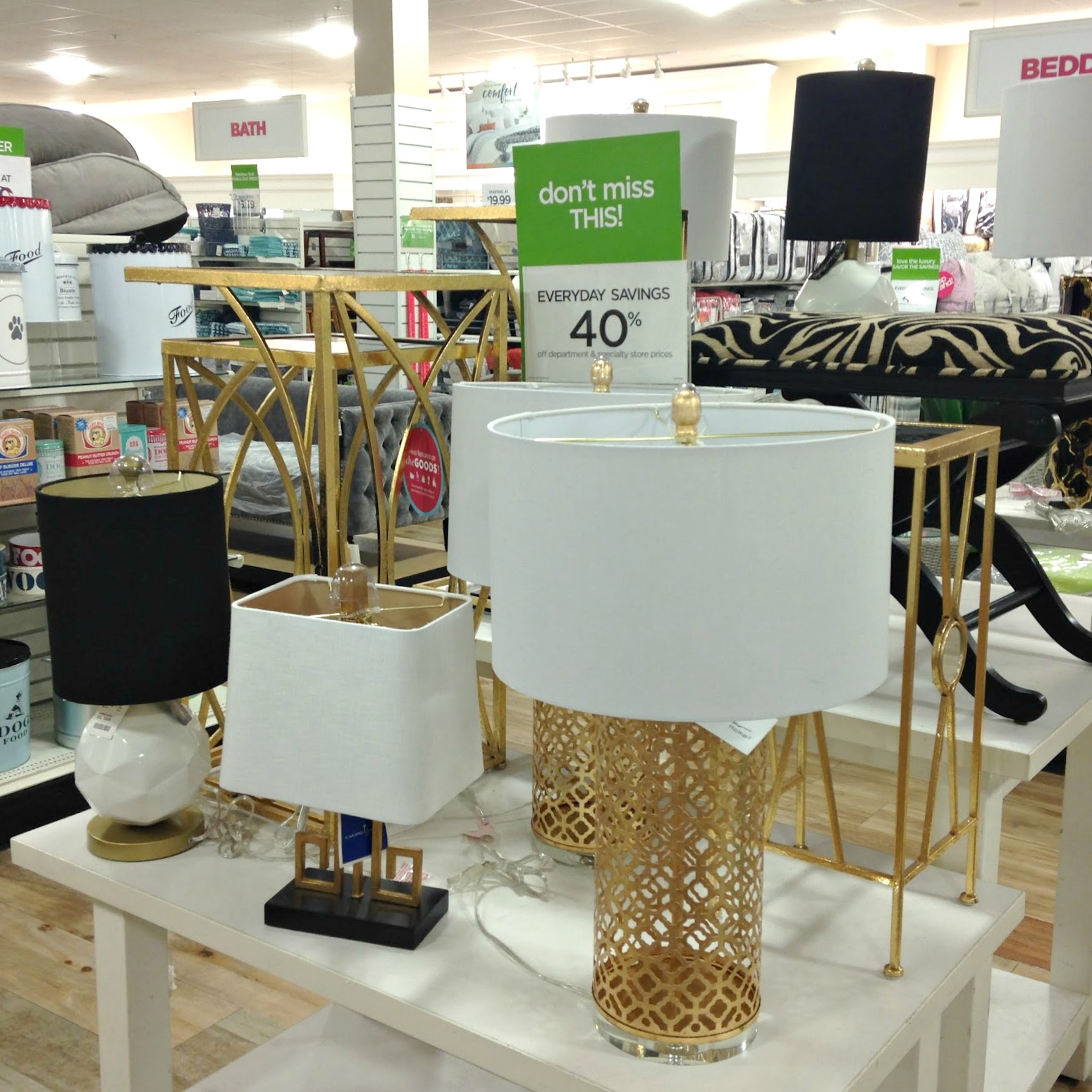 Tracy's Notebook Of Style: Homegoods 40+Store Pics + Kate