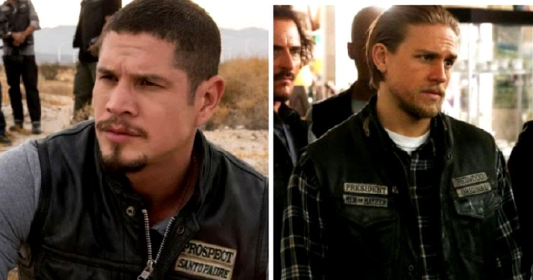 Gave trailer Sons of Anarchy-spinoff Mayans M.C