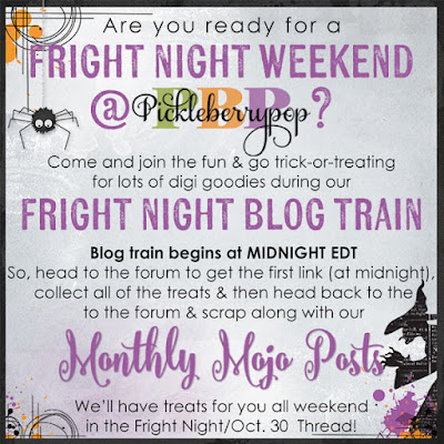 Blog Train Freebies