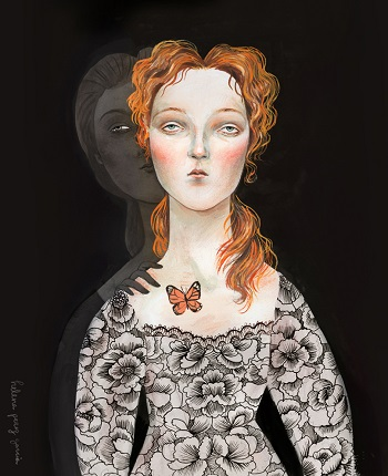 """Mademoiselle de Vinteuil"" - Helena Perez Garcia 
