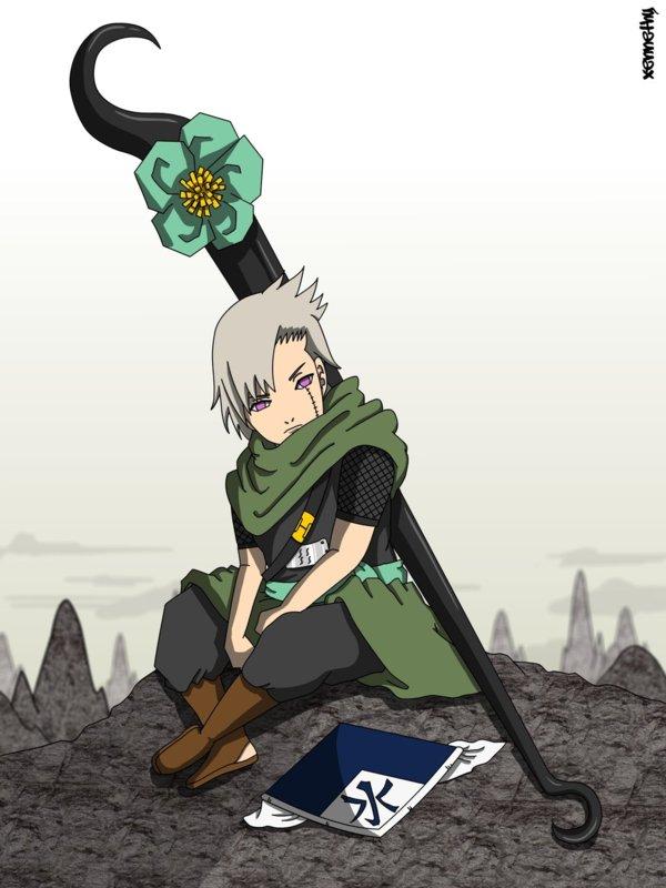 Shinobi Naruto Of Sannin-SNOS: Yagura