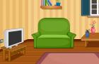 Problematic Living Room Escape walkthrough
