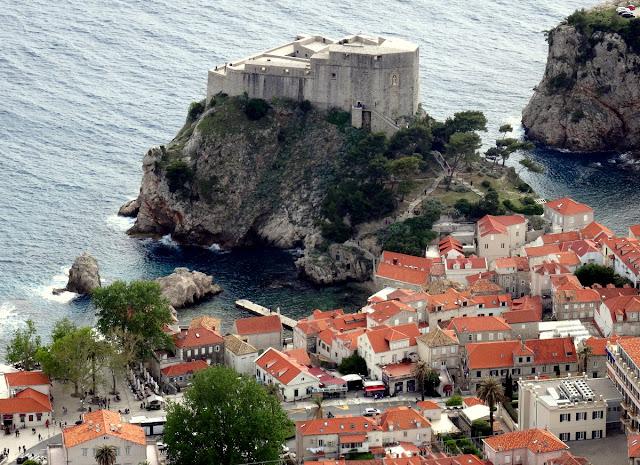 Lovrijenac Dubrovnik, Croatia