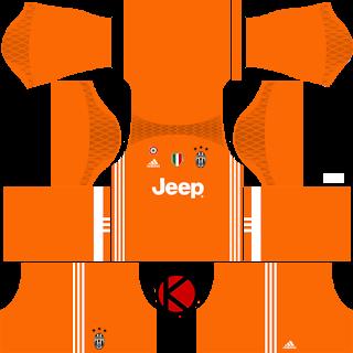 Juventus Kits 2016/2017 - Dream League Soccer 2017 & FTS15