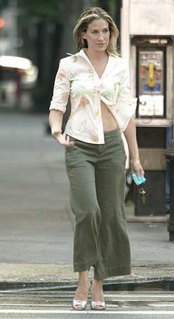 Carrie Bradshaw Manolo Blahnik Wedding Shoes